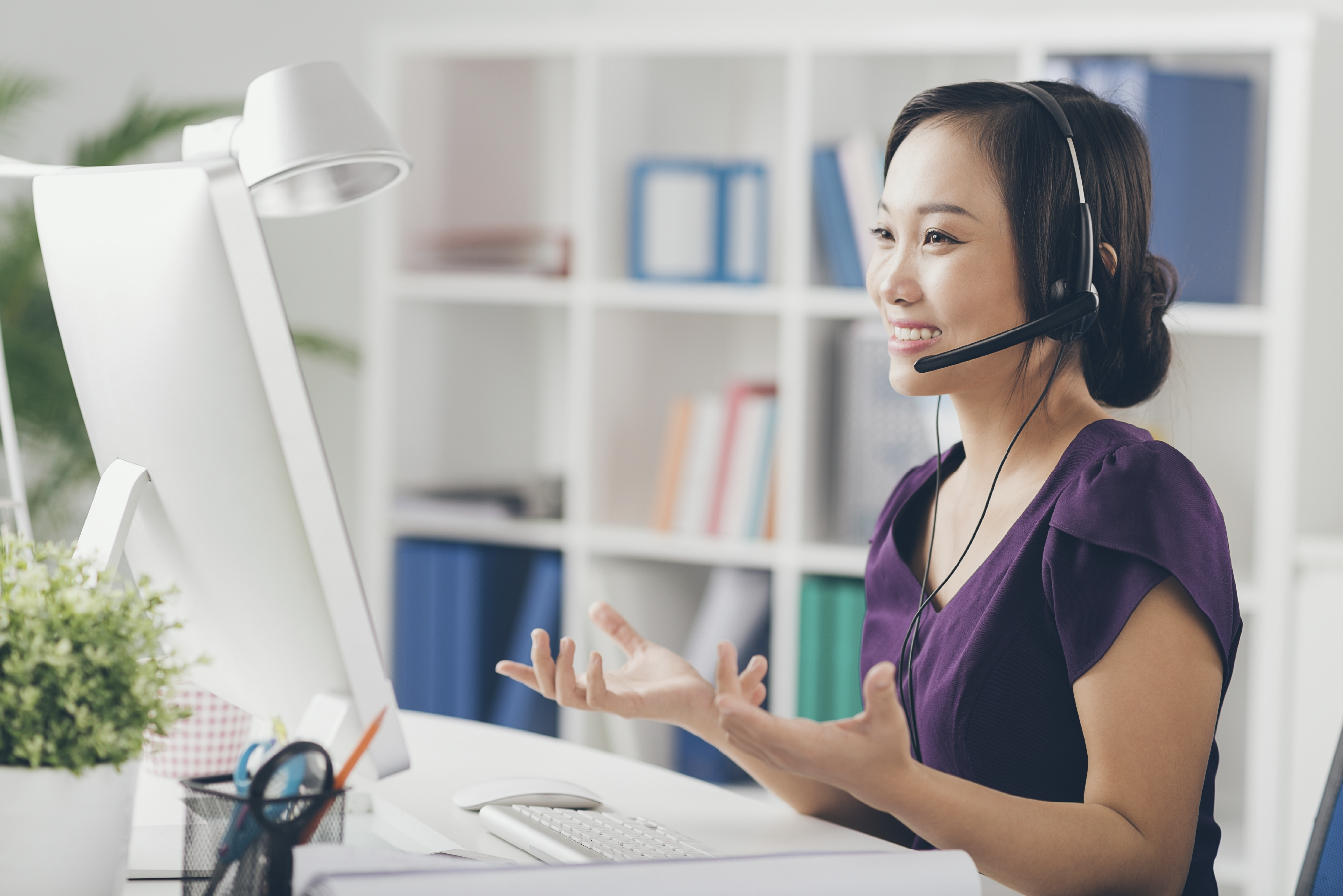 Contact Center Outsourcing Platform