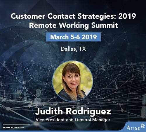 Customer Contact Strategies: 2019 Remote Working Summit