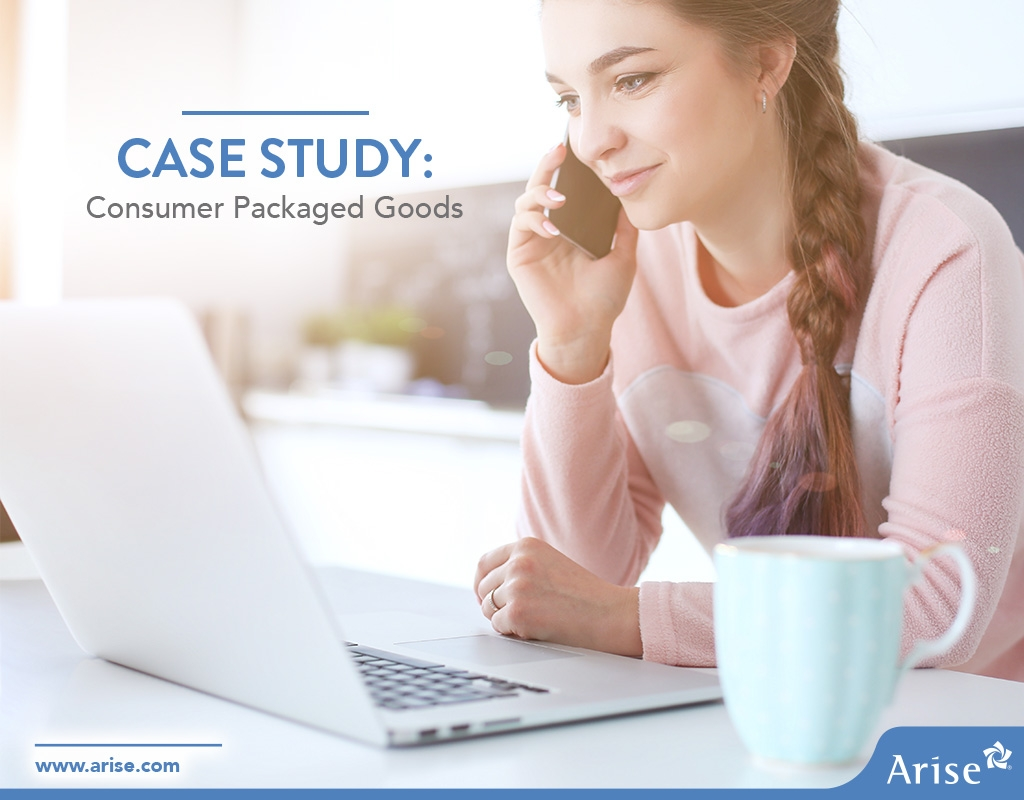 Consumer Packaged Goods Case Study - A great cup of excellence