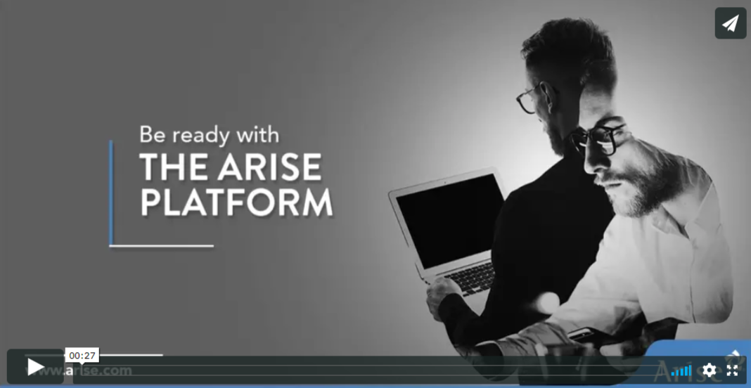 Flexibility to Always be Ready with the Arise Platform