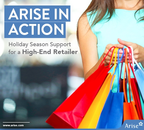 Holiday Season Support - High-End Retailer