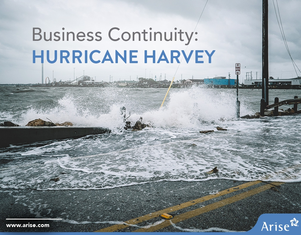 Business Continuity During Hurricane Harvey