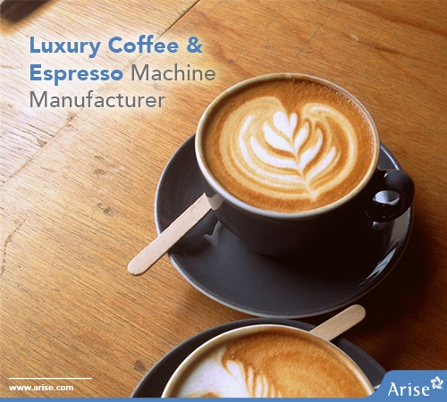 Luxury Coffee & Espresso Machine Manufacturer