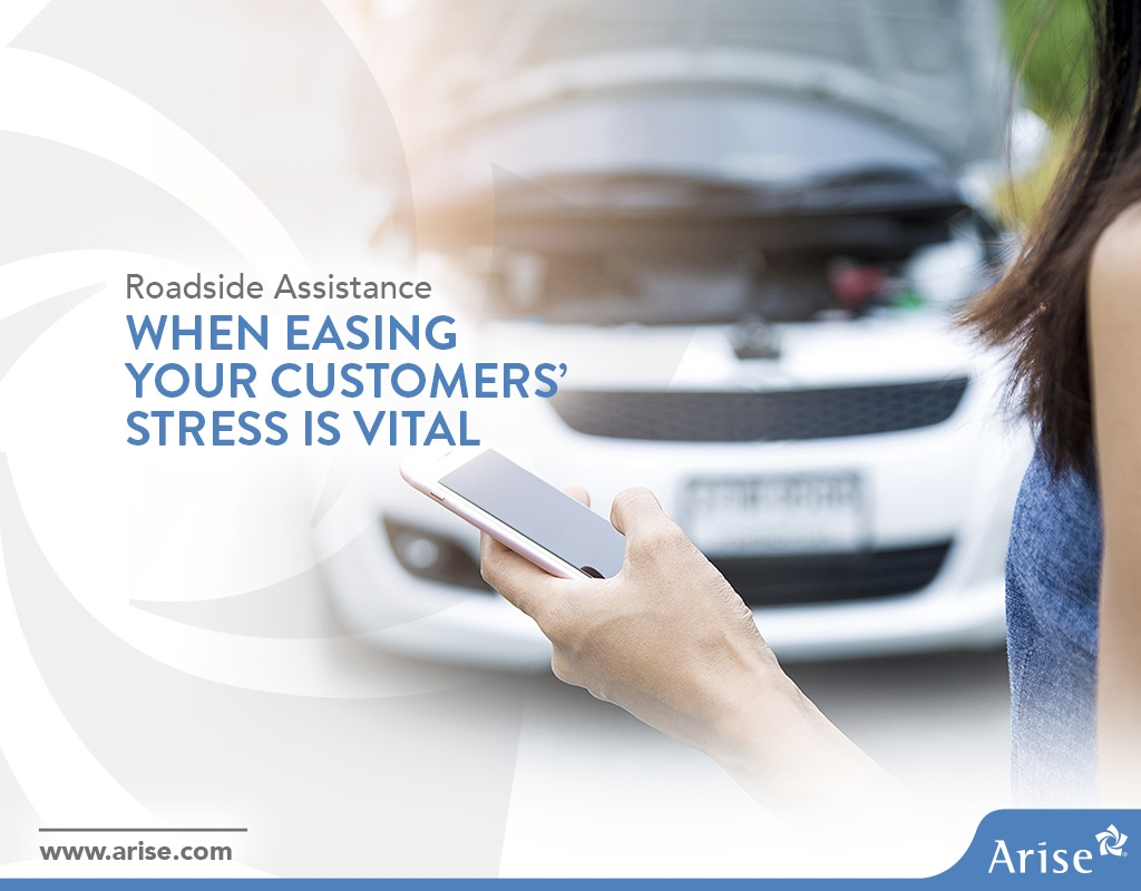 Roadside Assistance: When Easing Your Customers' Stress is Vital