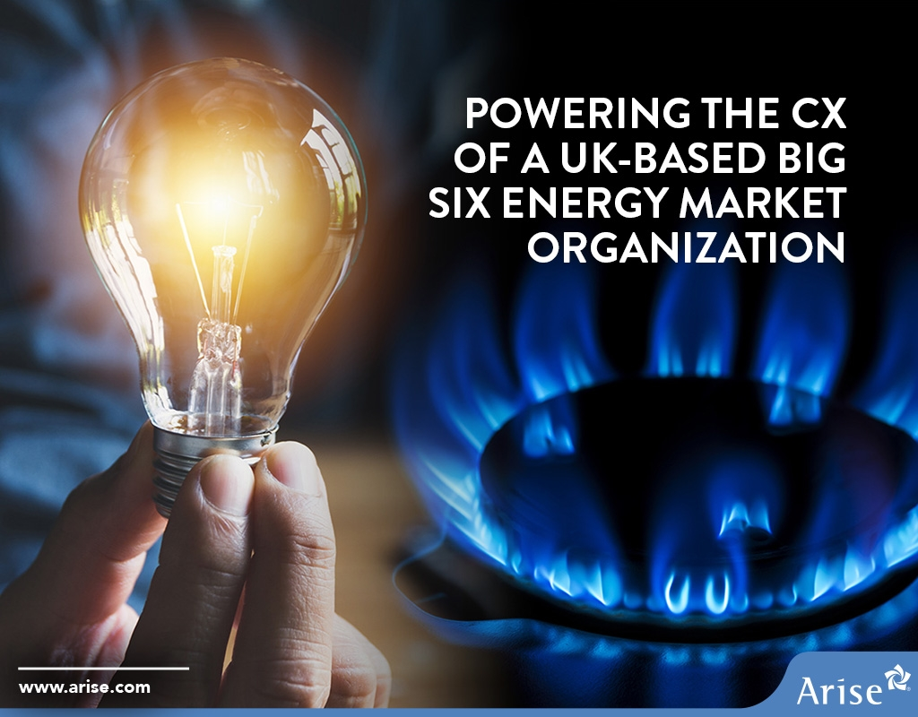 Utilities Case Study - Empowering the Customer Experience